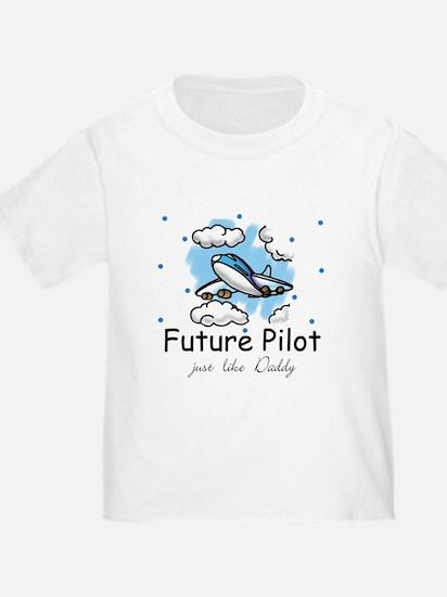 Future pilot like Daddy T