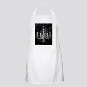 rustic country vintage chandelier Apron