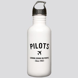 Pilots Looking Down On People Since 1903 Water Bot