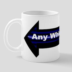 Any Which Way LP Mug