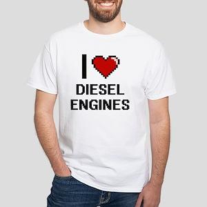 I love Diesel Engines T-Shirt