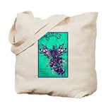 ASHES logo Tote Bag