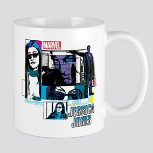 Jessica Jones & Purple Man Mug