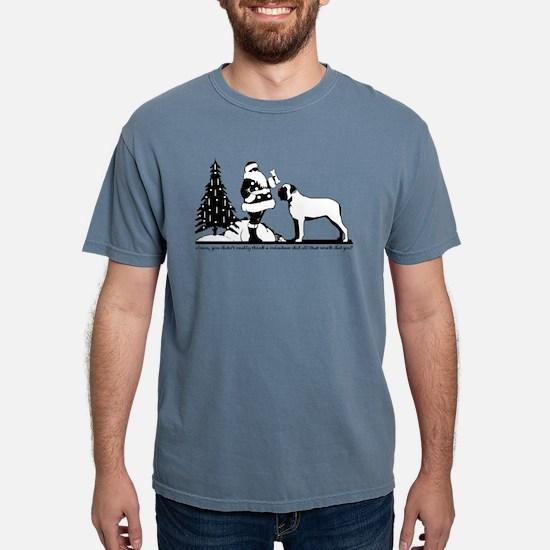 Red-Nosed Mastiff Women's T-Shirt