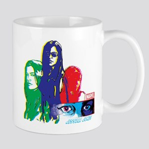 Jessica Jones Colorful Mug