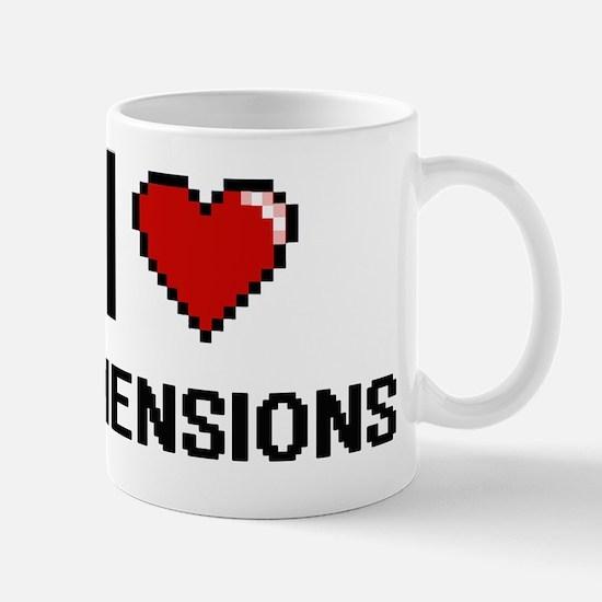 Unique Dimensions Mug