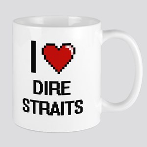 I love Dire Straits Mugs