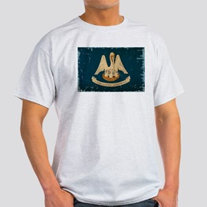 Louisiana State Flag VINTAGE T-Shirt