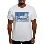Rapture Wear! Car Ash Grey T-Shirt