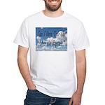 Rapture Wear! Car White T-Shirt