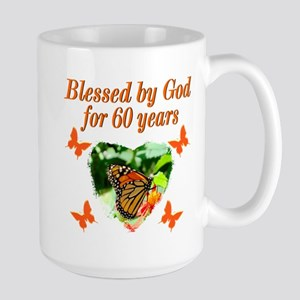 60TH BLESSING Large Mug