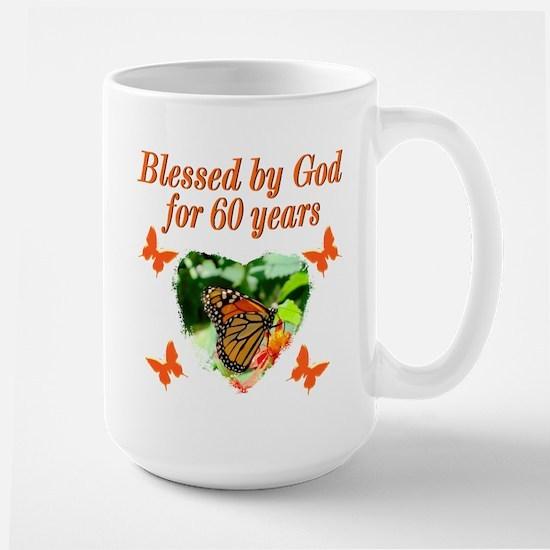 60TH BLESSING Large Mug
