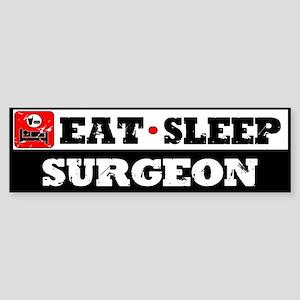 Surgeon Sticker (Bumper)