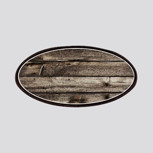 rustic primitive grey barn wood Patch