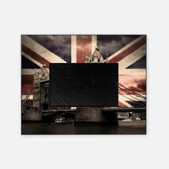 Union Jack London Picture Frame