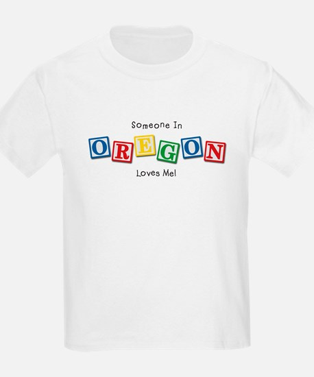 Funny Oregon T-Shirt