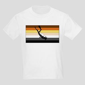 Brar Pride Sucba Flag Kids Light T-Shirt