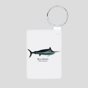 Blue Marlin Keychains