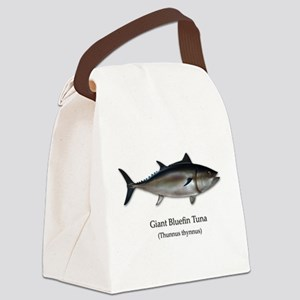 Bluefin Tuna Canvas Lunch Bag