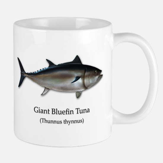 Bluefin Tuna Mug
