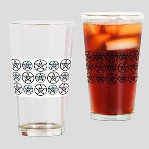Green Harm None Many Drinking Glass