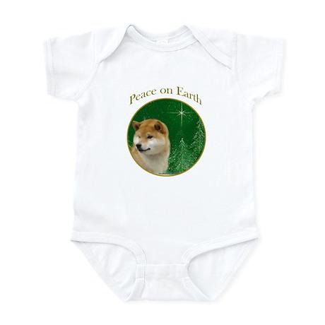 Shiba Peace Infant Bodysuit
