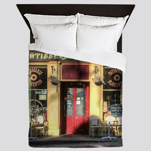Old Fashioned store Queen Duvet