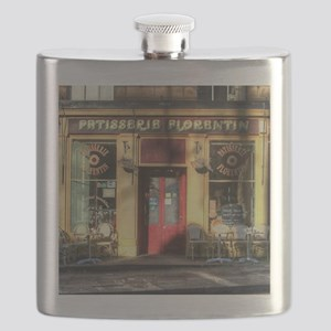 Old Fashioned store Flask