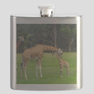 Baby Giraffe Flask