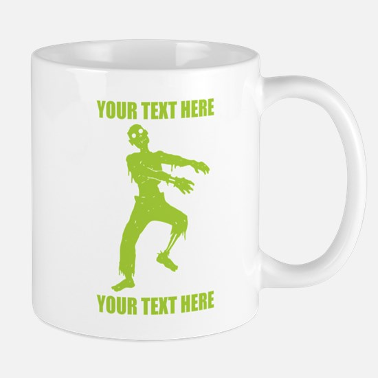 PERSONALIZED Zombie Mugs