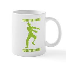 PERSONALIZED Zombie Mugs