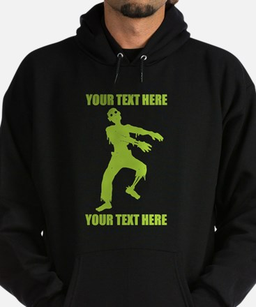 PERSONALIZED Zombie Hoodie