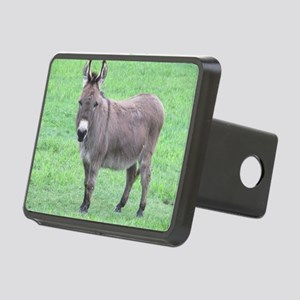Merlin the Mini Donk Rectangular Hitch Cover