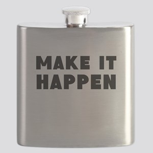 Make it happen Flask