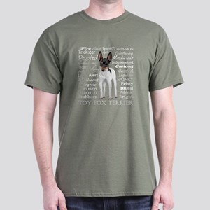 Toy Fox Terrier Traits T-Shirt