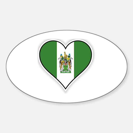 Flag of Rhodesia (1968–1979) Decal