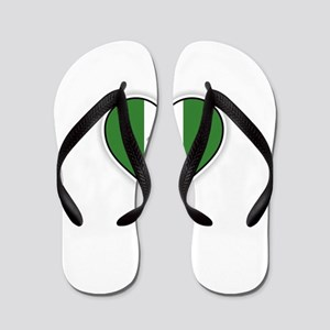 Flag of Rhodesia (1968–1979) Flip Flops