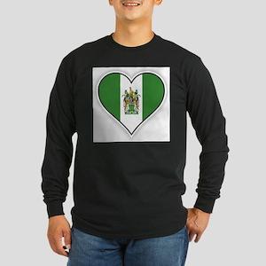 Flag of Rhodesia (1968–1979) Long Sleeve T-Shirt