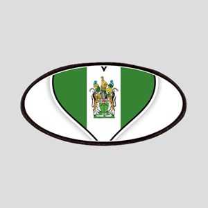 Flag of Rhodesia (1968–1979) Patch