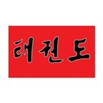 Korean Tae Kwon Do Wall Decal