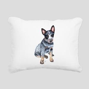foster Rectangular Canvas Pillow