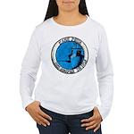USS HOOPER Women's Long Sleeve T-Shirt
