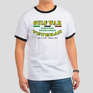 GULF WAR VETERAN OPERATION DESERT STORM T-Shirt