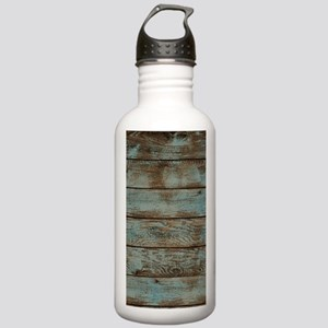 rustic western turquoi Stainless Water Bottle 1.0L