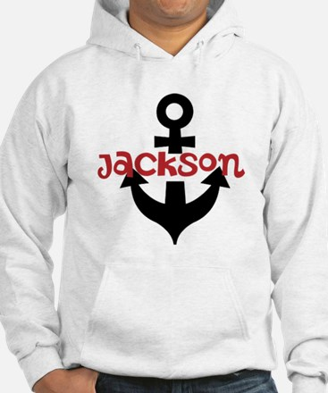 Personalized Cruise Anchor Jumper Hoody