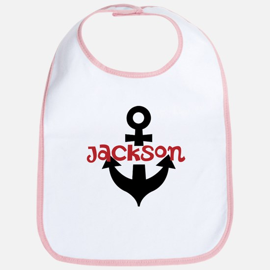 Personalized Cruise Anchor Bib