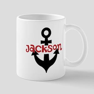 Personalized Cruise Anchor Mug