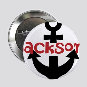 """Personalized Cruise Anchor 2.25"""" Button"""