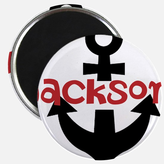 Personalized Cruise Anchor Magnet