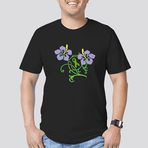 Personalize, Kidney Do Men's Fitted T-Shirt (dark)